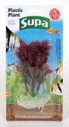 6in Plastic Plants blister carded x 8