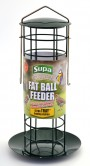 Premium Fat Ball Feeder with Tray